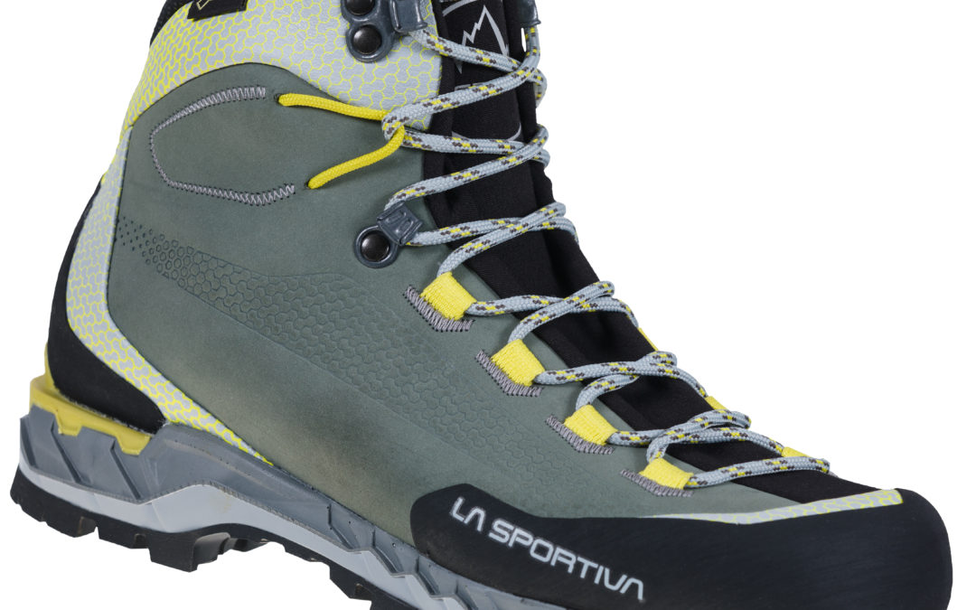 La Sportiva Trango Tech Leather GTX: leggero, durevole, ideale anche per lavoro in montagna