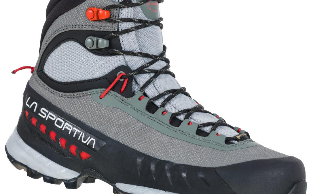 La Sportiva TX S Gore Tex, scarponcino tecnico per trekking e vie ferrate