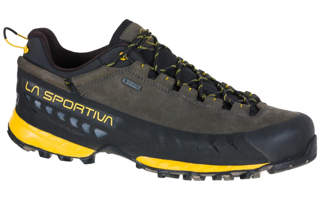 La Sportiva TX 5 Low Gore Tex: scarpe da montagna per avvicinamenti, escursioni e vie ferrate