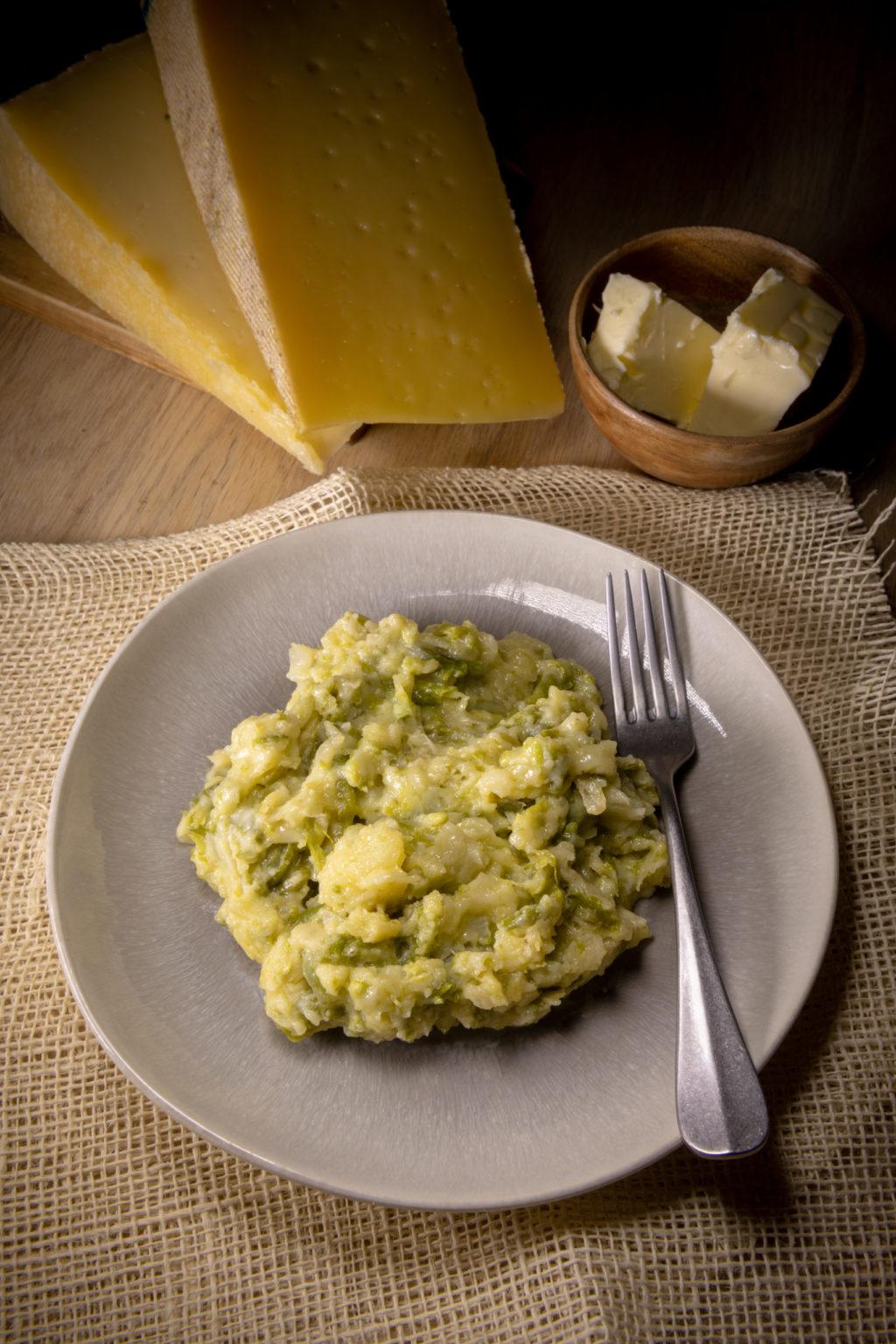 Ricetta dei taroz, piatto tradizionale della Valtellina