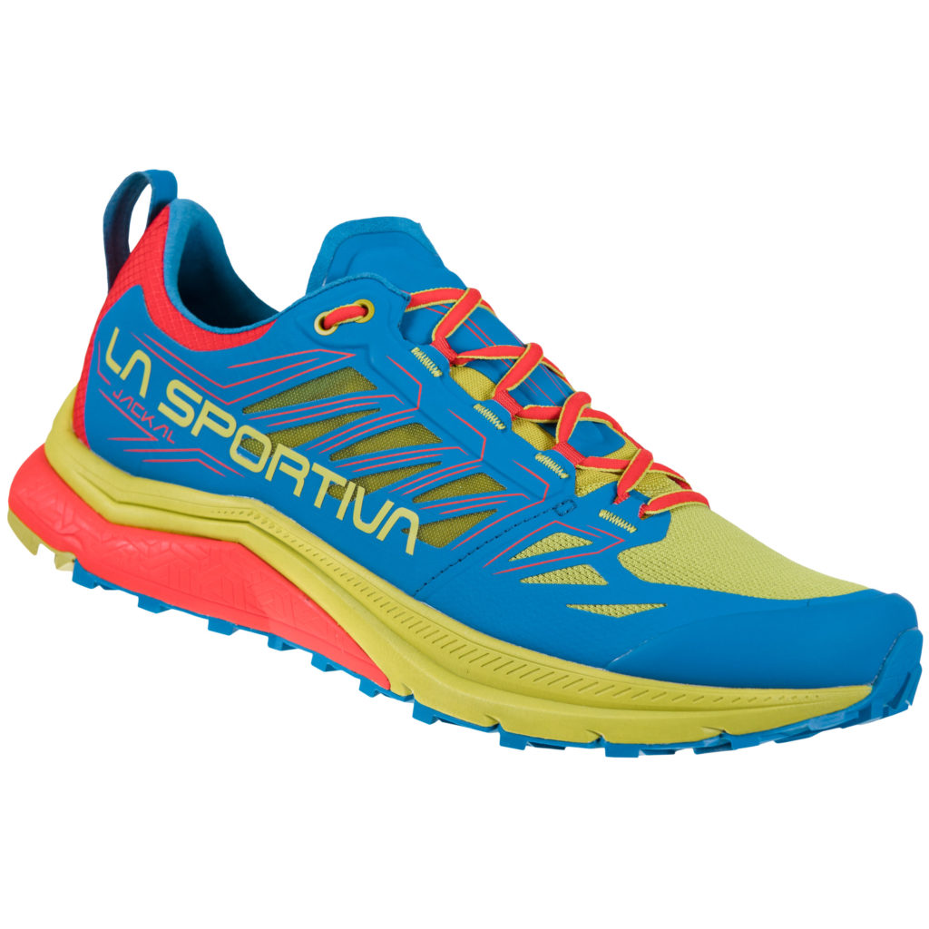 La Sportiva Jackal, scarpe per corsa in montagna sulle lunghe distanze