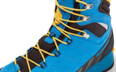 Mammut Kento Guide High: scarponi con Gore Tex per alpinismo, trekking e vie ferrate