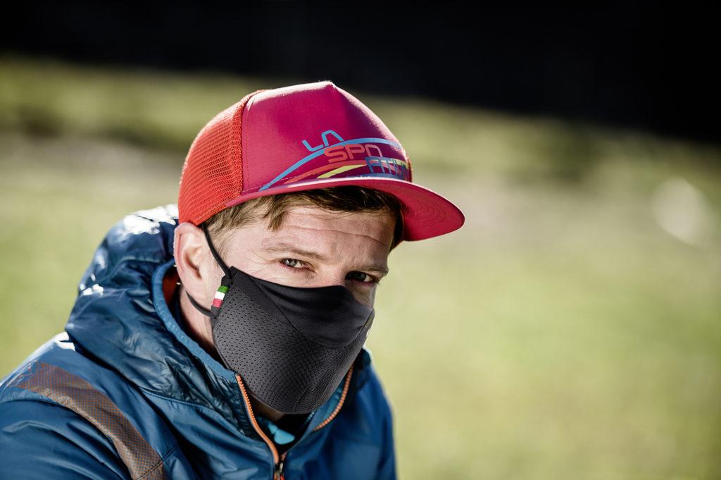 La Sportiva Stratos Mask, mascherina sportiva