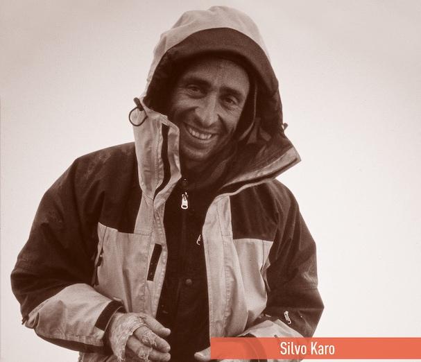 Silvo Karo, autobiografia di un alpinista estremo