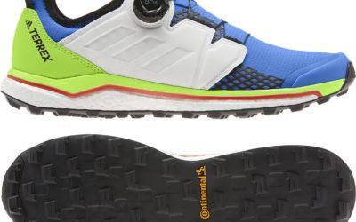 Adidas Terrex Agravic con Boa System: scarpe da trail leggere e superfit