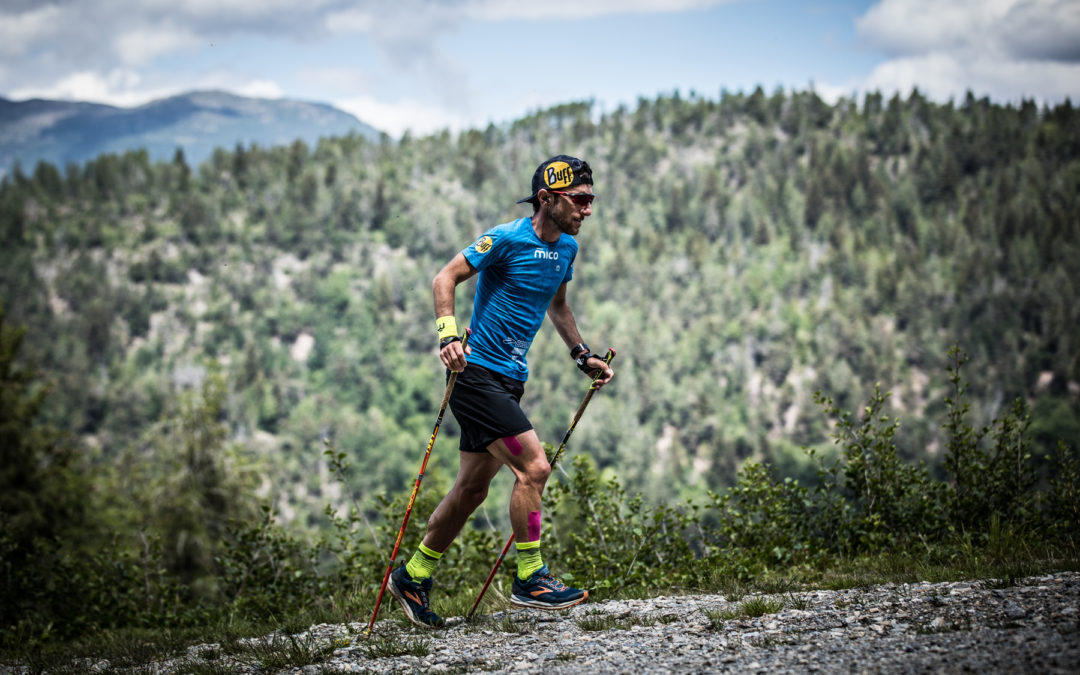 Record mondiale di dislivello: 17000 metri di Luca Manfredi Negri ad Aprica
