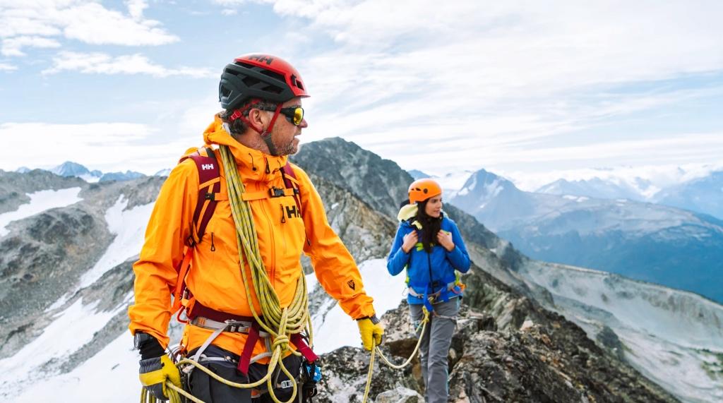 Giacca Helly Hansen Odin 3D Air Shell: sviluppata con i professionisti della montagna