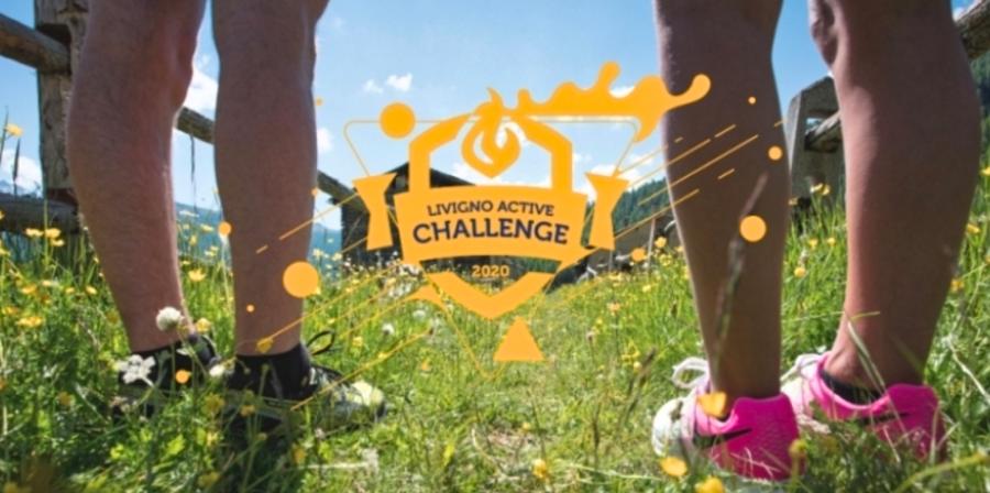 Livigno Active Challenge: partecipa alla grande sfida sportiva dell'estate 2020