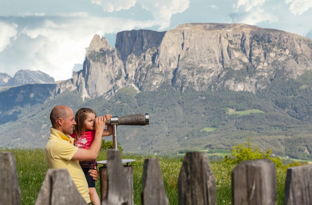 Renon, vacanze estate 2020 in famiglia sulle Alpi