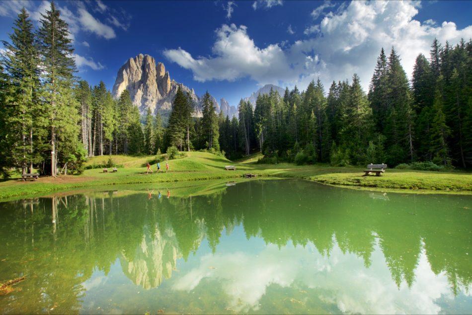 Arrampicare e camminare in Val Gardena, per un'estate 2020 nella natura