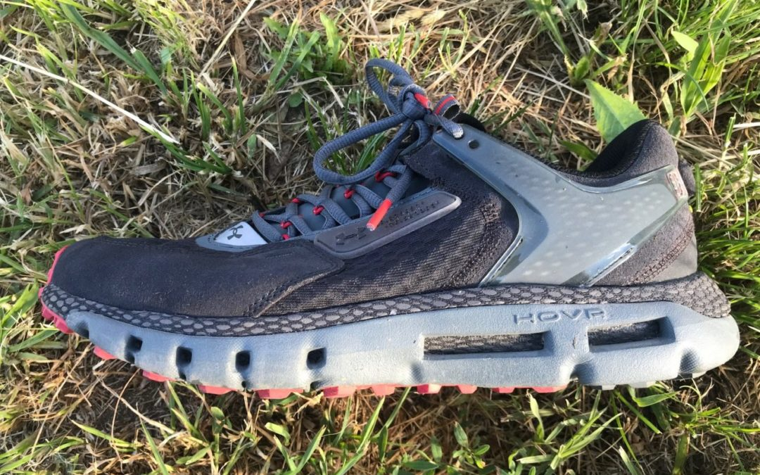 Test scarpe Under Armour HOVR Summit: versatili, per avventure alpine e urban
