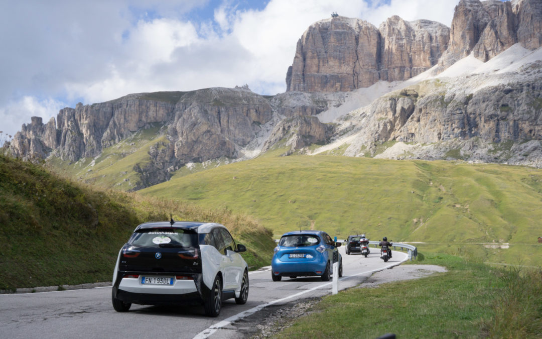 Programma ECO Dolomites 2020, mountain trophy con veicoli non inquinanti
