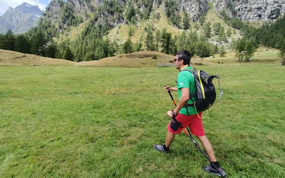 Test bastoni Masters Eiger Calu: per gli esperti del trekking alpino