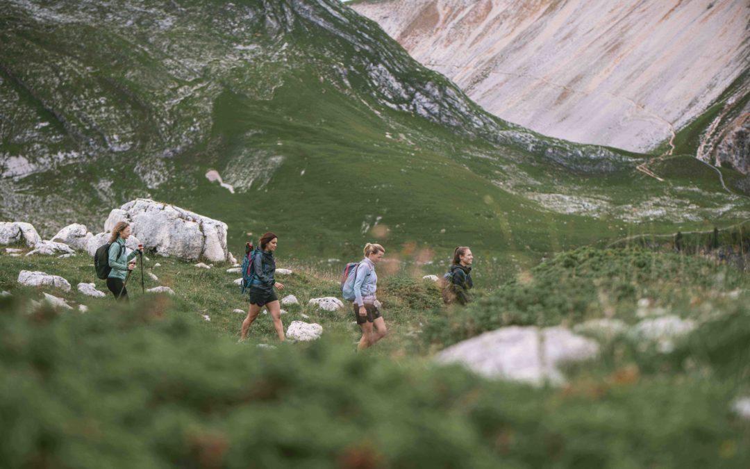 LaMunt, nuovo marchio femminile per la montagna