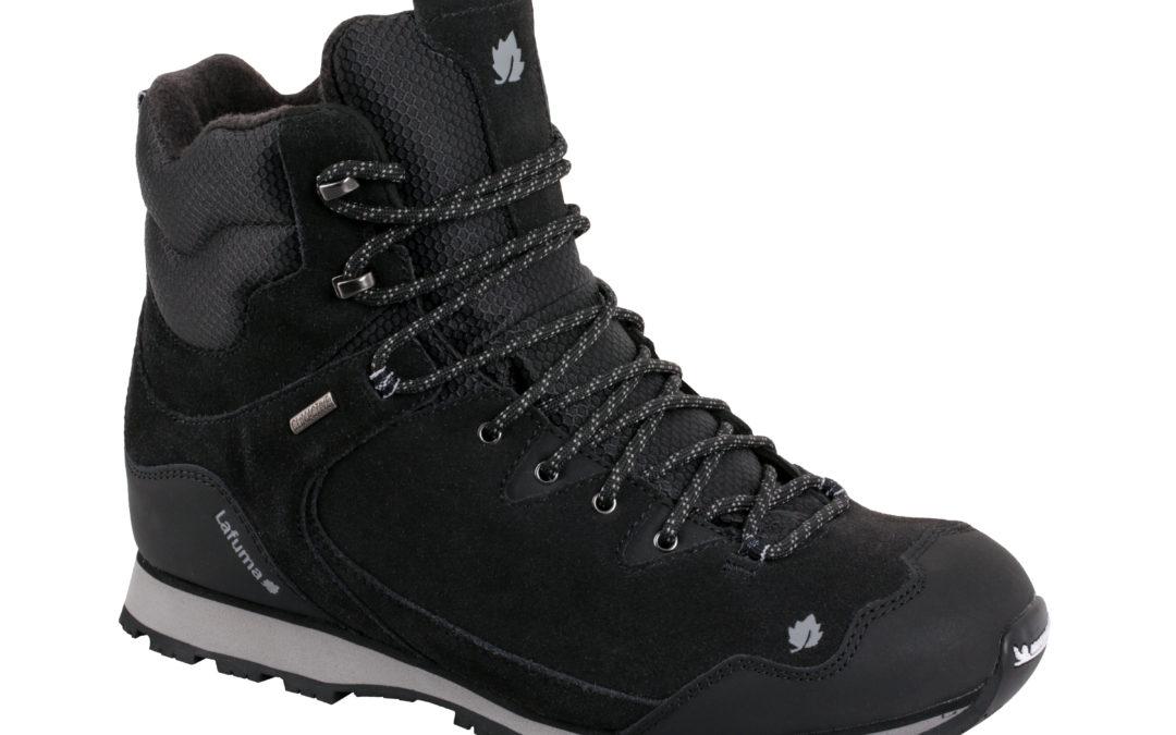 Lafuma scarponi Appenins con suola Michelin: caldi e sicuri per camminate invernali
