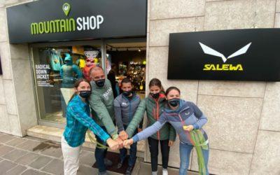 Salewa Mountain Shop Bergamo aperto a Ponteranica