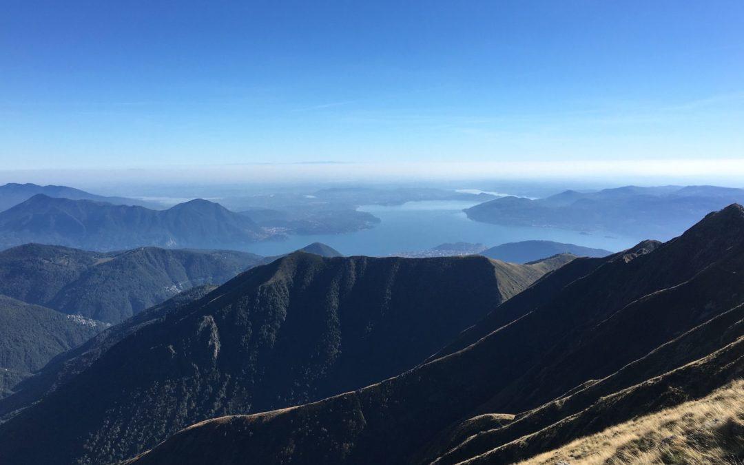 Hoka Ultra Trail Lago Maggiore 2021: poche settimane al via