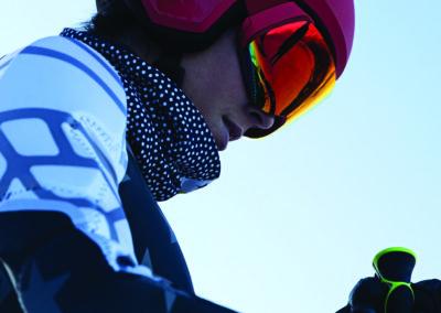 Sci alpinio Casco Icon Smith approvato FIS