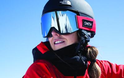 Smith maschera sci Squad Mag con lenti intercambiabili