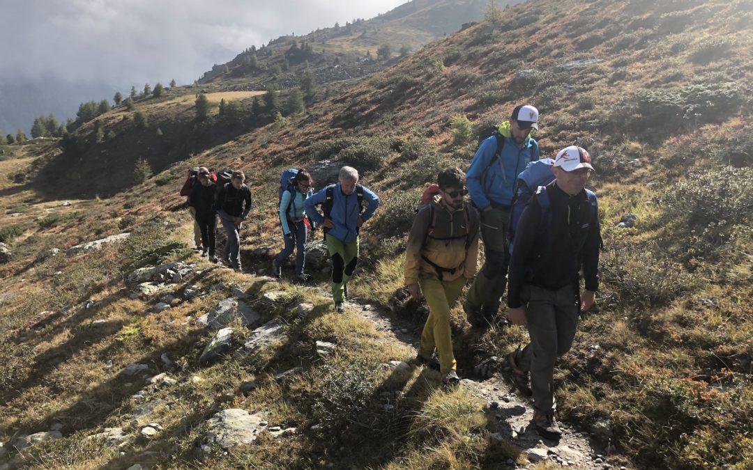 Corso Accompagnatori di media montagna 2021: iscrizioni aperte per le prove attitudinali