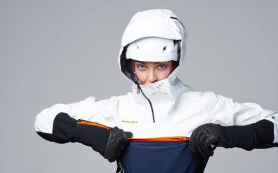 Mammut Halo Outfit, abbigliamento da alpinismo