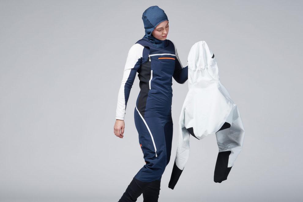 Mammut Halo Outfit