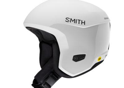Casco Icon Smith White