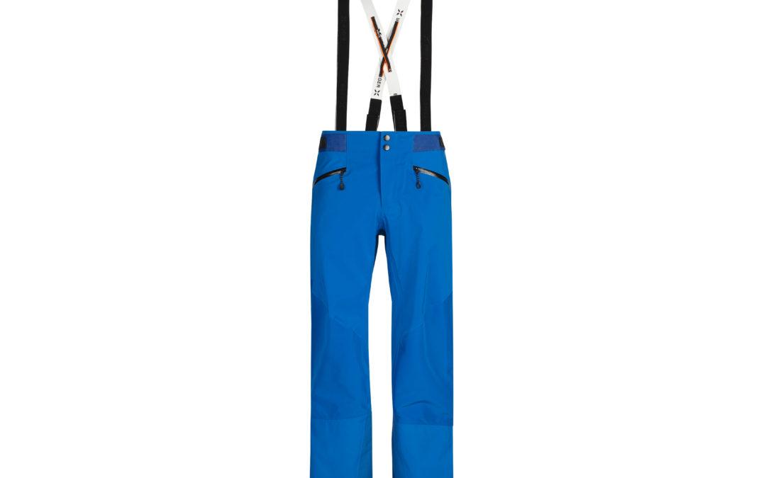 Mammut Nordwand Pro HS pantaloni Gore Tex per alpinismo