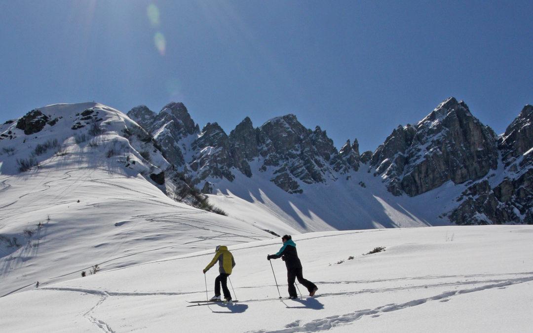 Drei Zinnen Ski Raid 2021: data e percorso