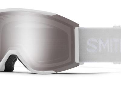 Squad MAG White Vapor ChromaPop Sun Platinum Mirror