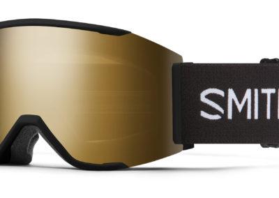 Maschera Smith Squad Mag Black
