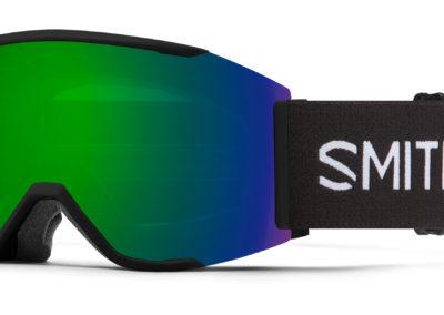 Squad Mag Goggle_Black - ChromaPop Sun Green Mirror