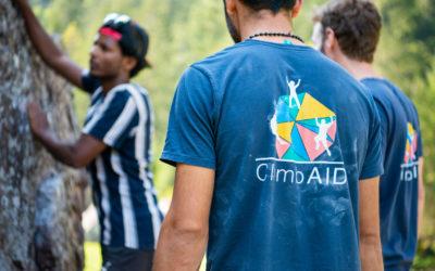 Mammut diventa partner della non-profitClimbAID