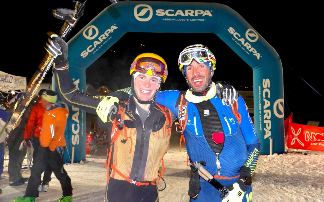 Sci Alpinismo – Adamello World Cup 2020: in programma gare sprint e vertical race