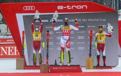 Classifica slalom speciale Alta Badia 2020: successo di Zenhaeusern. Interviste ai protagonisti
