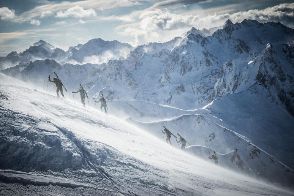 Sci alpinismo, Altitoy - foto M.Torri