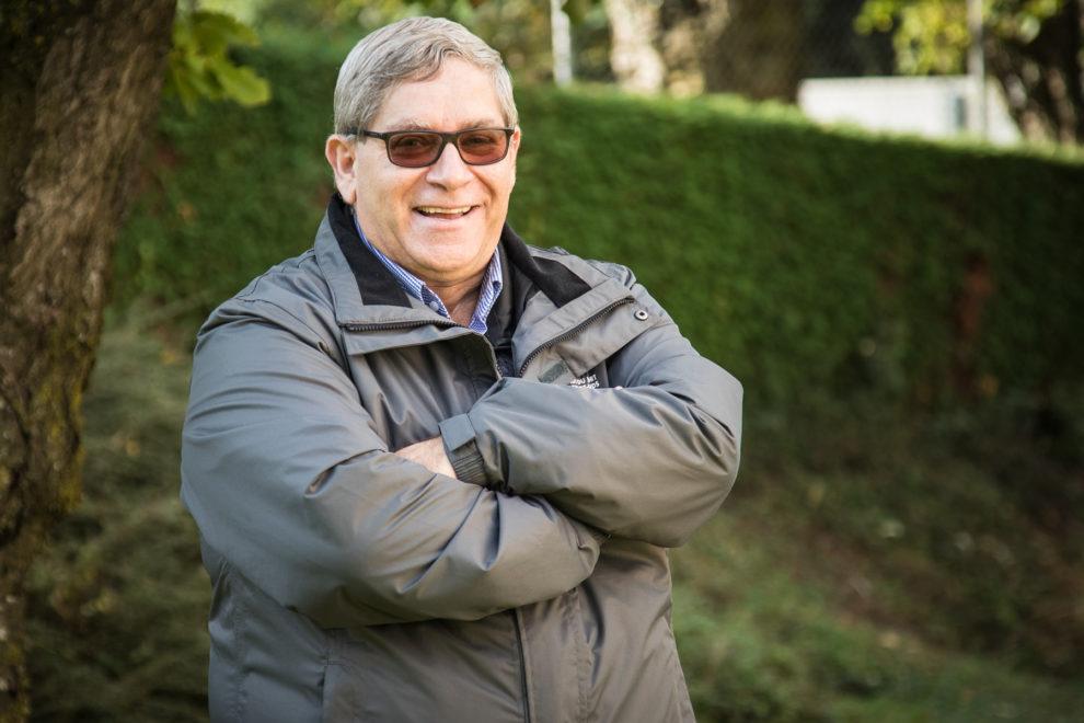 Grégoire Jirillo, Presidente La Grande Course - Sci alpinismo - foto M.Torri