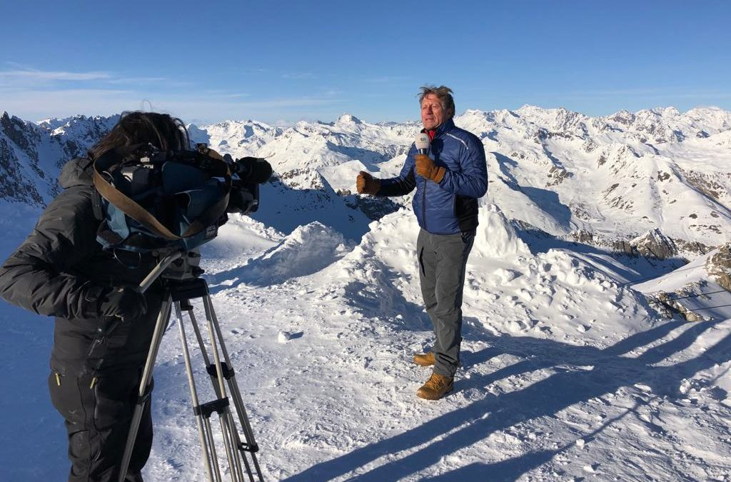 Skimagazine, il grande sci torna in televisione