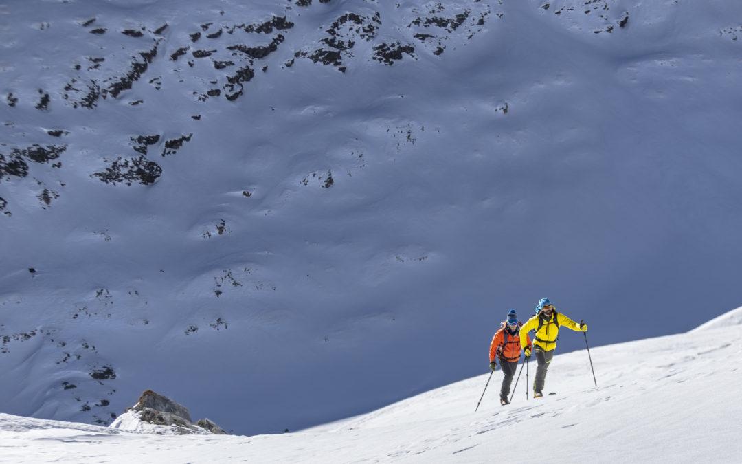 Scialpinismo a Bormio: gli itinerari più belli, con mappe e schede PDF