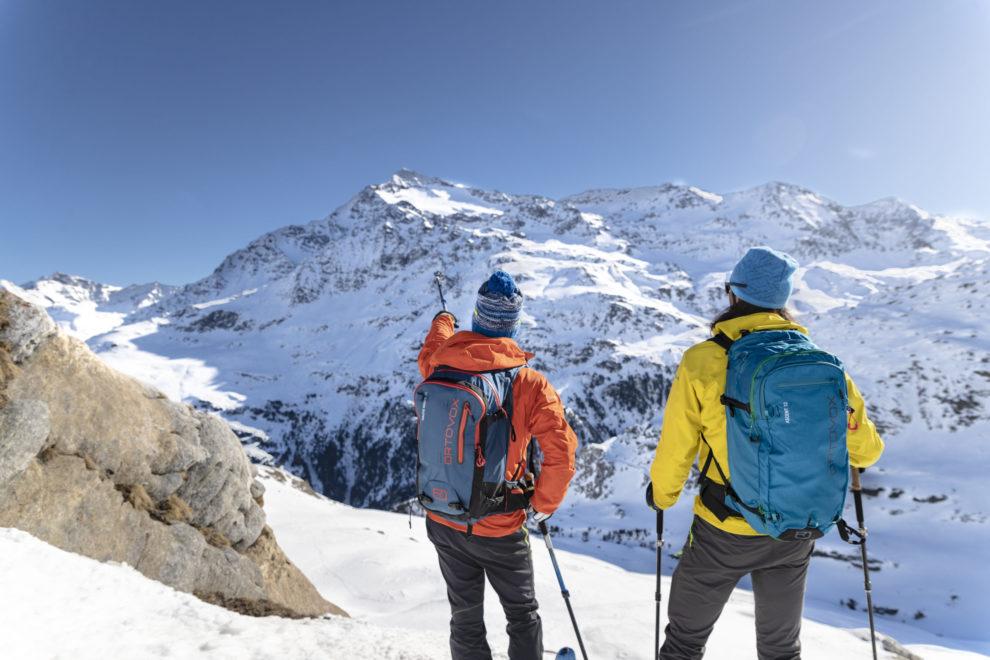 Sci alpinismo a Bormio - credits Bormio Tourism