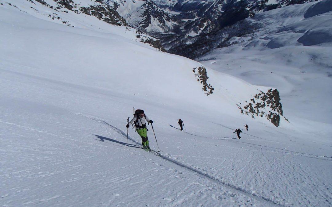 Sci Alpinismo all'Alpe Devero: scopri gli itinerari più belli