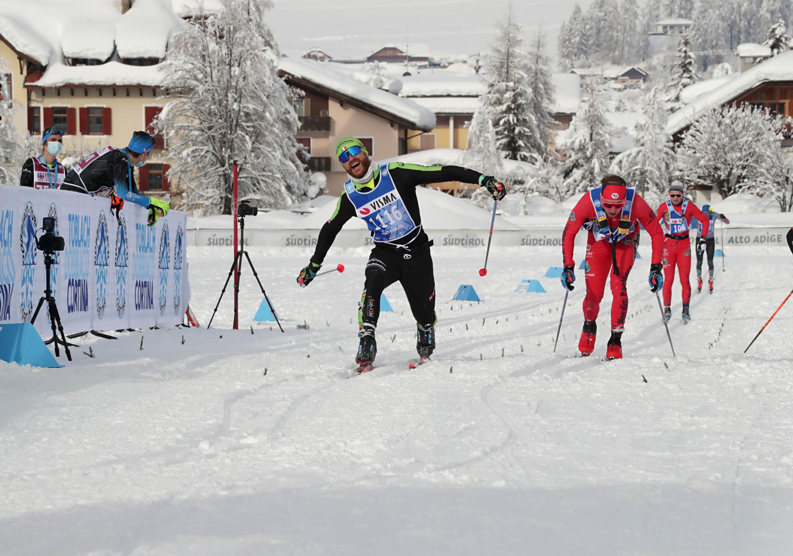 Cerutti granfondo Dobbiaco Cortina 2021