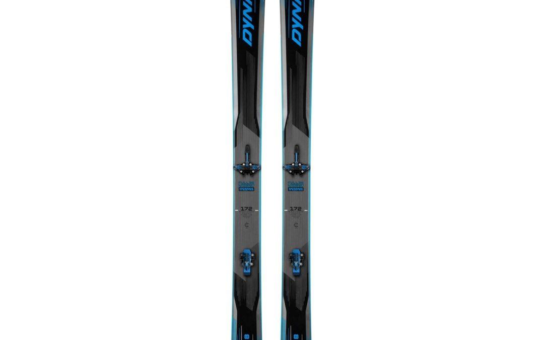 Dynafit Sci Blacklight 88, il più leggero degli sci allround