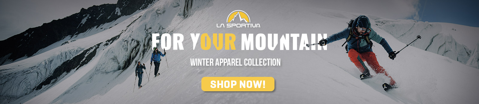 La Sportiva abbigliamento invernale