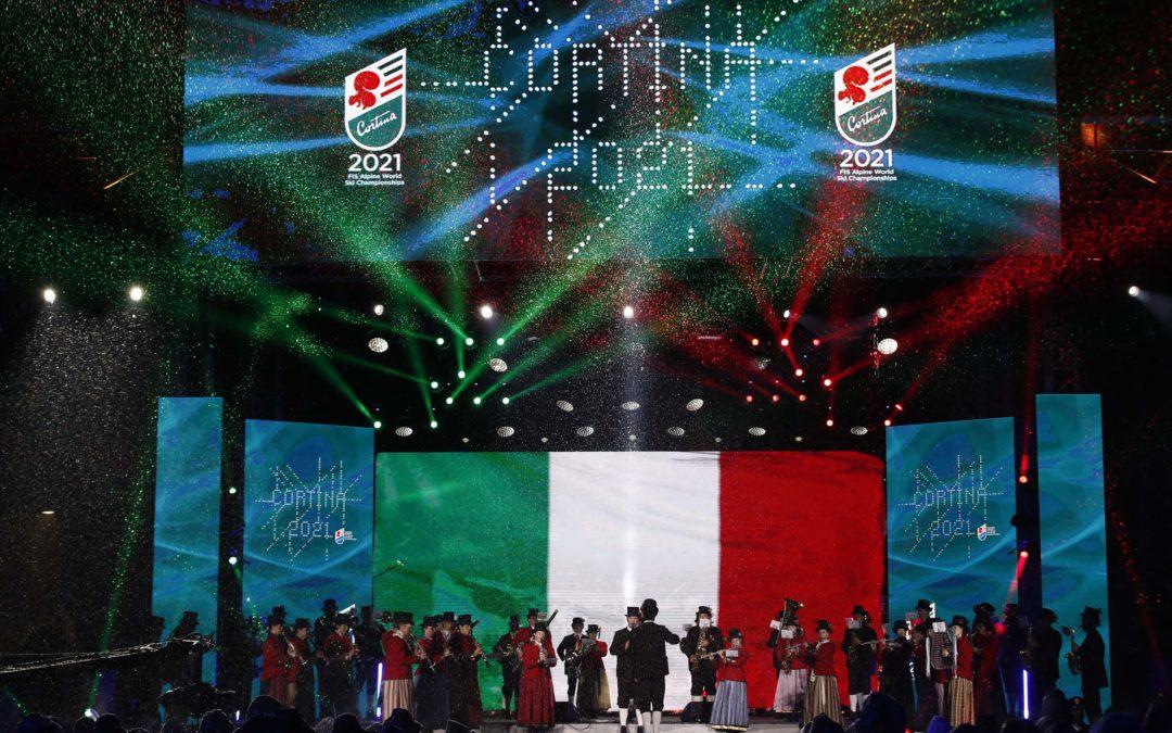 Cortina 2021: cancellata la combinata femminile. Inaugurati i 46° Campionati del mondo di sci