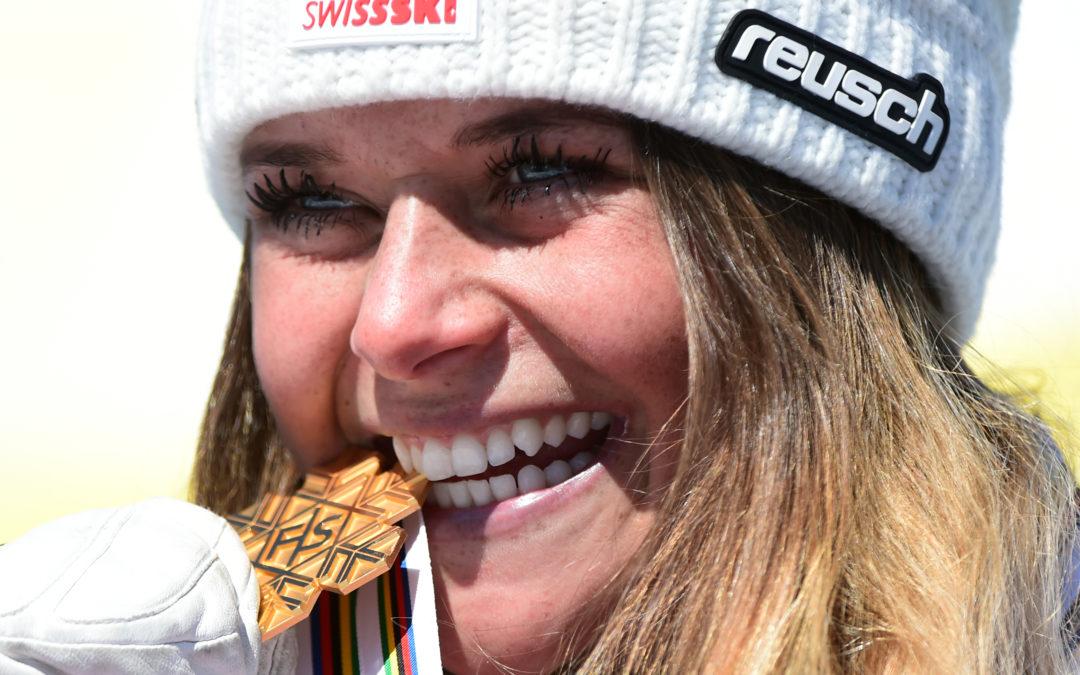 Classifica discesa libera femminile Cortina 2021