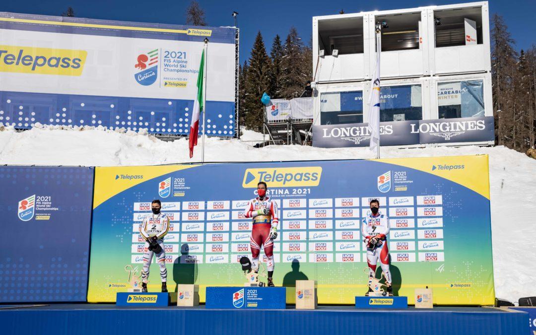 Classifica discesa libera maschile Cortina 2021: titolo iridato a Vincent Kriechmayr