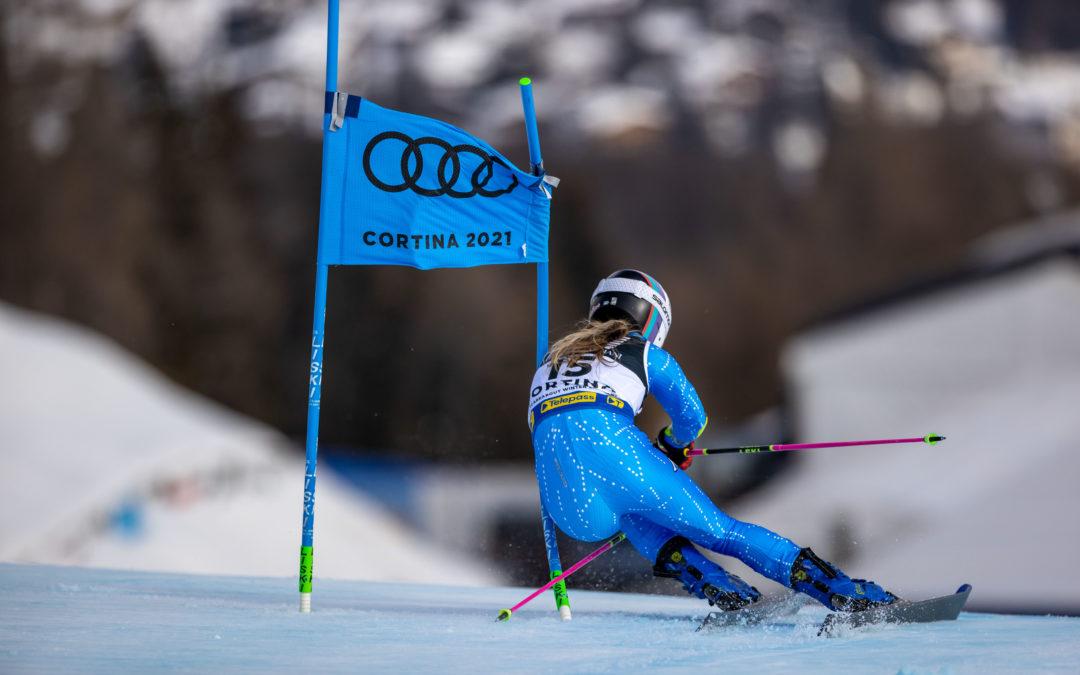 Classifica gigante parallelo femminile Cortina 2021: Marta Bassino è oro