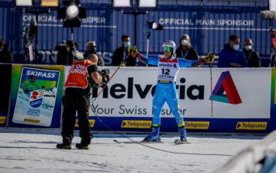 Classifica slalom gigante maschile Cortina 2021: oro a Faivre, argento Italia con Luca De Aliprandini