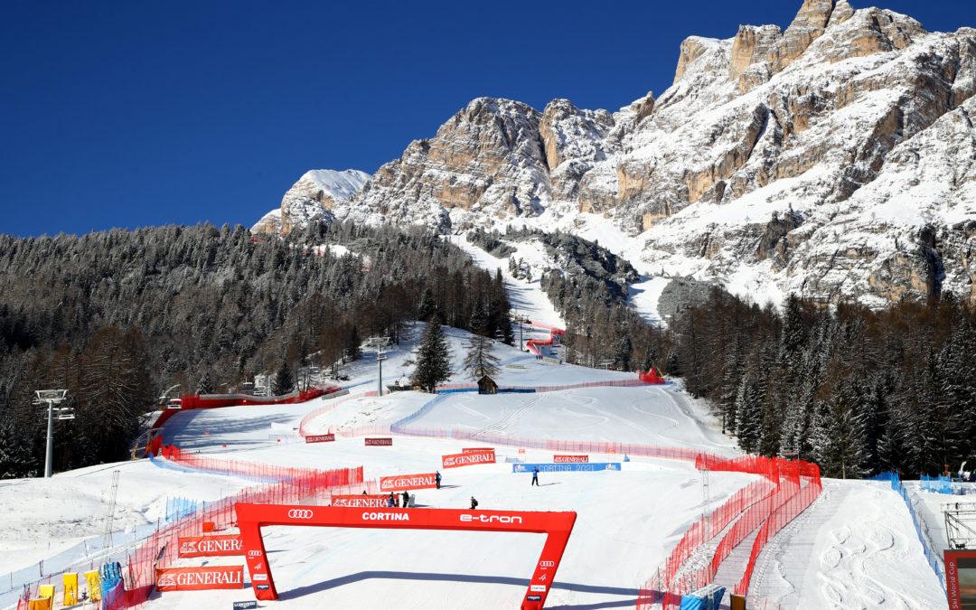 Campionati Mondiali Sci Cortina 2021: programma gare aggiornato